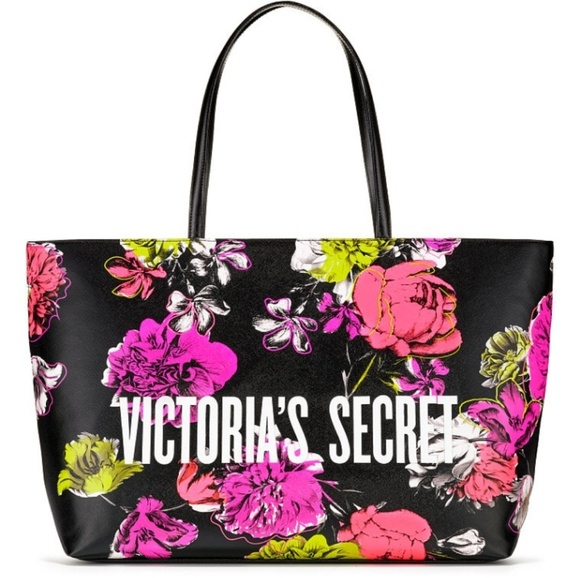NWT Bombshell wildflower Everything Tote 84aa9eb02c0fc
